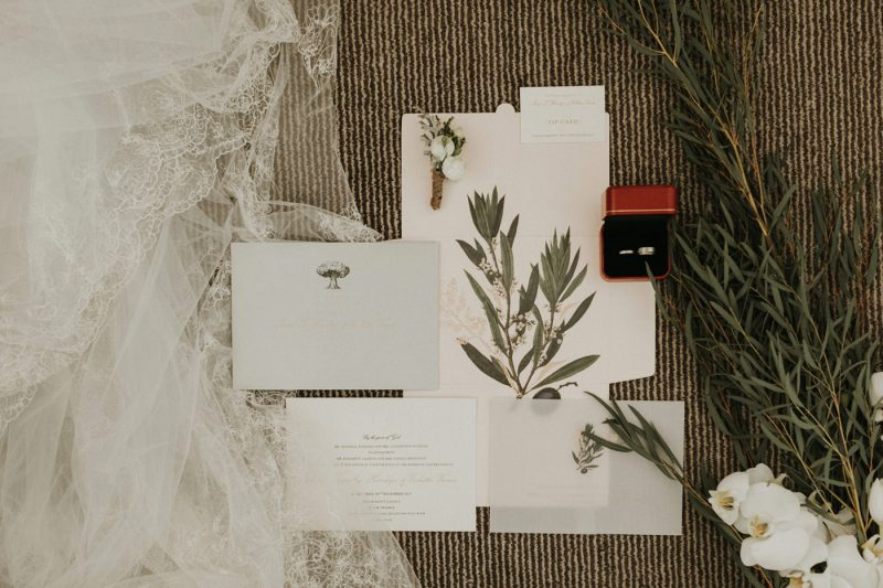 vioan ivan grand hyatt jakarta wedding ceremony iluminen photography invitation