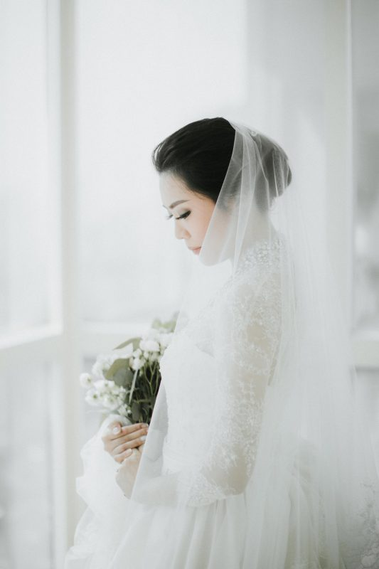 vioan ivan grand hyatt jakarta wedding ceremony iluminen photography portrait