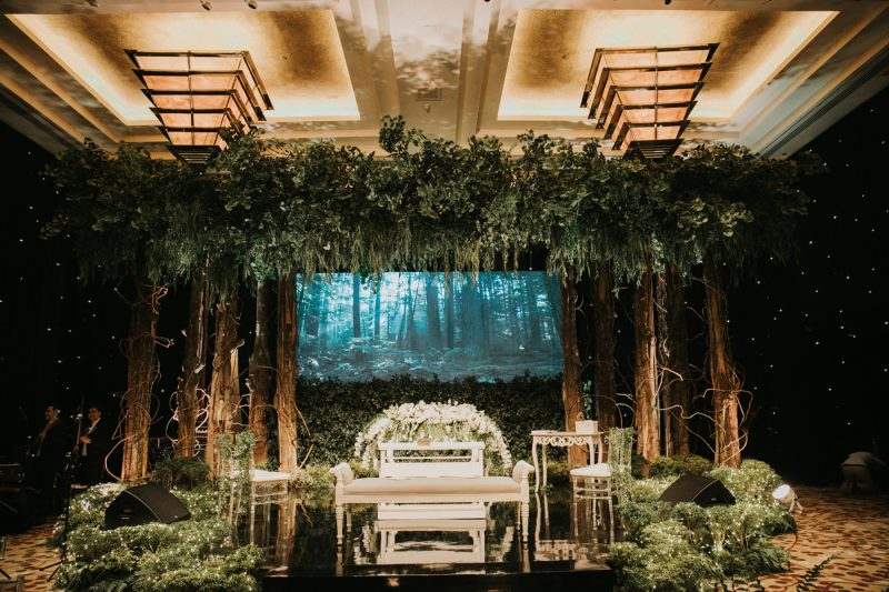 vioan ivan grand hyatt jakarta wedding ceremony iluminen photography matrimony decoration