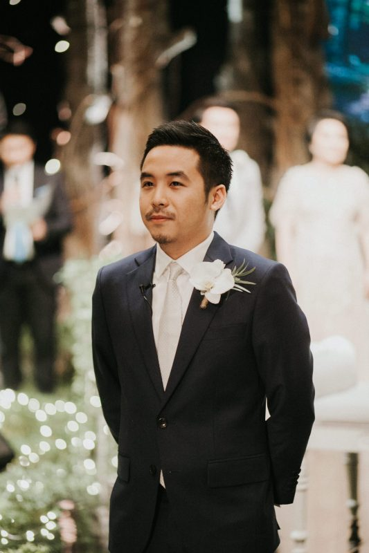 vioan ivan grand hyatt jakarta wedding ceremony iluminen photography matrimony grand entrance