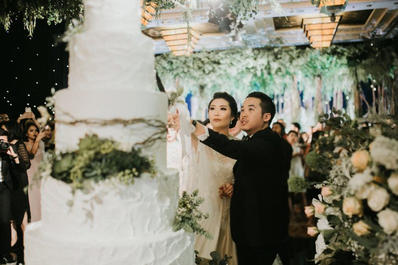 vioan ivan grand hyatt jakarta wedding ceremony iluminen photography ceremony